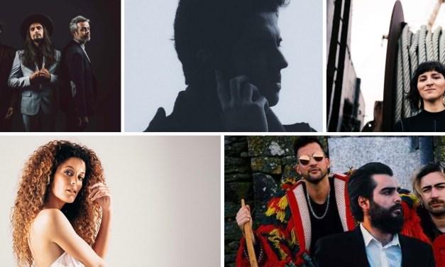 Festival da Canção 2021 – 1ère demi-finale : portraits des candidat.e.s (2/2)