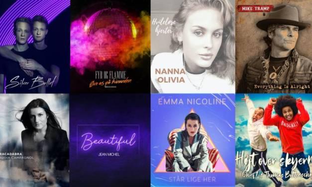 Dansk Melodi Grand Prix 2021 : présentation des artistes et des chansons