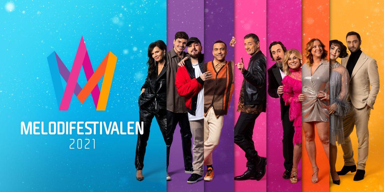 Melodifestivalen 2021 : Loreen de la troisième demi-finale