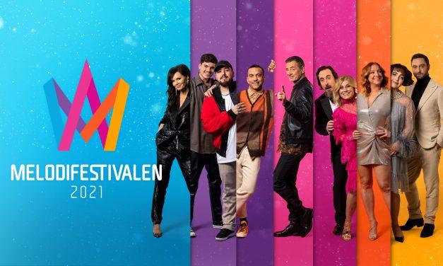 Melodifestivalen 2021 : annonce des duels de l'Andra Chansen