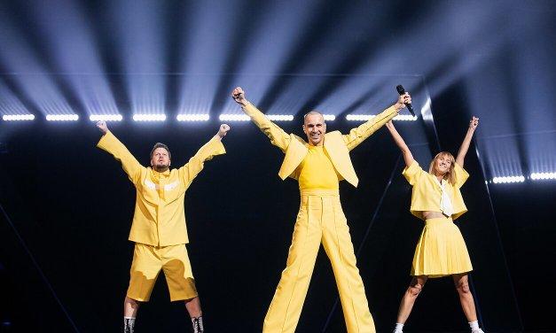 Eurovizijos atranka 2021 : récapitulatif de la finale
