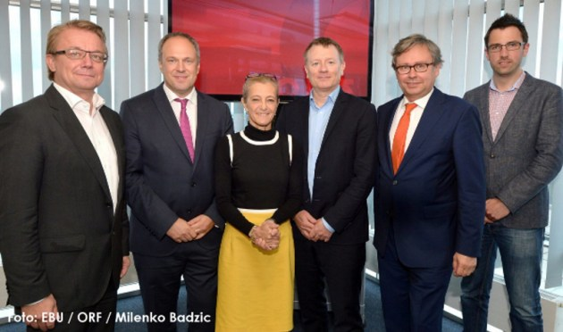 Treffen EBU ORF - FOTO ORF Milenko Badzic