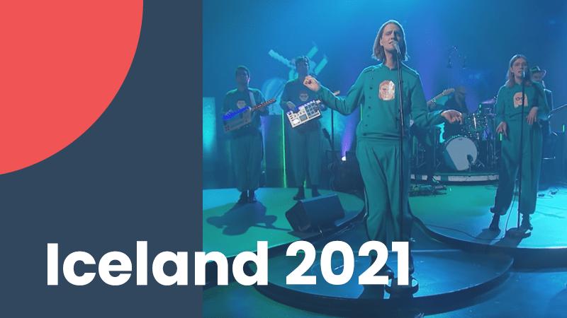 Iceland 2021 – Daði og Gagnamagnið – 10 Years