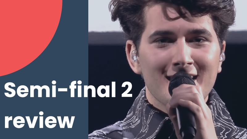 Semi-final 2 review