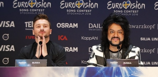 """Philipp Kirkorov: """"I promised to take Eurovision no matter what. I want to  do it with the best artist, Sergey Lazarev""""! - Eurovision News   Music   Fun"""