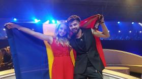 ALEX & ILINCA | Romania's Eurovision contestant in 2017. They placed on 7th with 282 points.