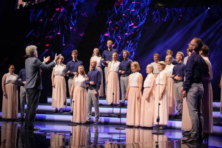 Denmark - Eurovision Choir of the Year 2017