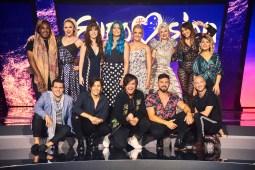Eurovision Australia Decides 2019. Image source: SBS