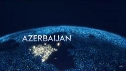 Azerbaijan Map Eurovision 2019 Voting