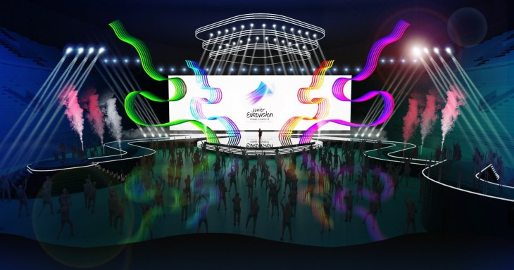 Junior Eurovision 2019 Stage