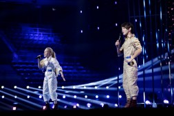 Russia - Tatyana Mezhentseva and Denberel Oorzhak