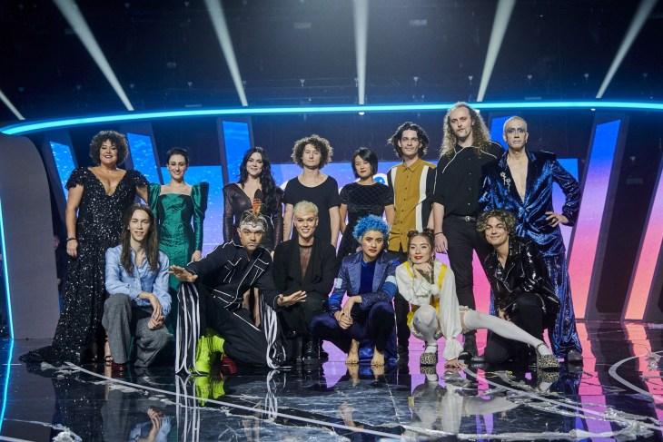 1. All 10 Eurovision - Australia Decides Artists. Image source: SBS