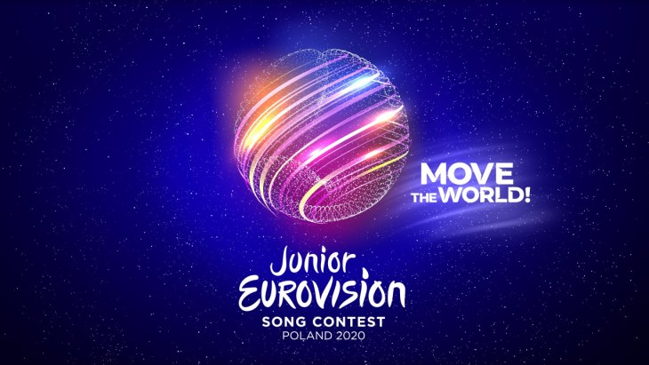 Junior Eurovision 2020 Logo