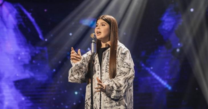 Arina Pehtereva - Belarus 2020