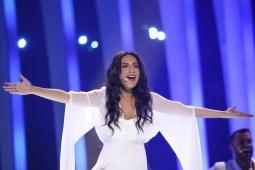 Aisel represented Azerbaijan in 2018 — EBU / ANDRES PUTTING
