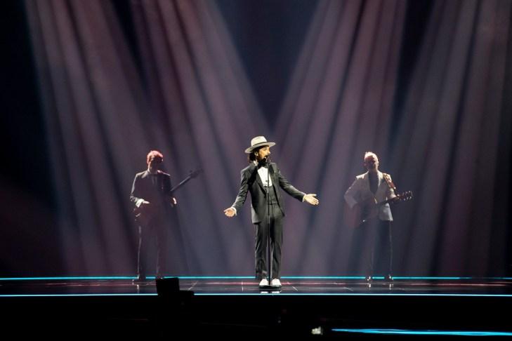 Portugal - The Black Mamba - 2nd rehearsal