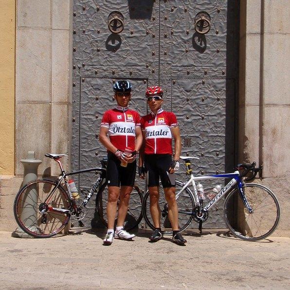 MaPa Velo Team na zgrupowaniu w Hiszpanii