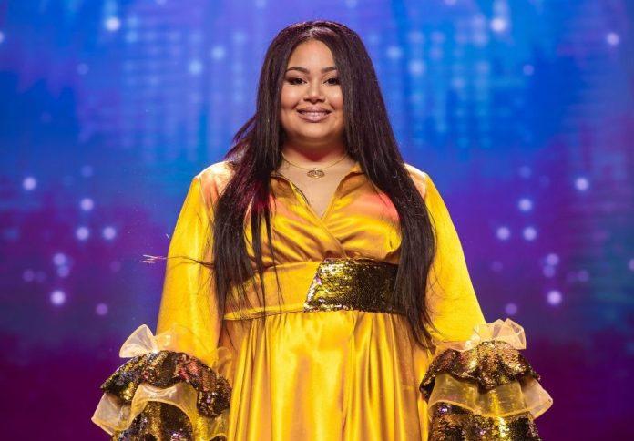 Eurowizja 2021: Destiny Chukunyere (fot. TVM)