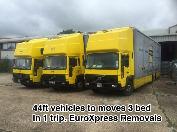 Removals Worthing & Brighton Removals