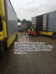 Warehouse Removals Business