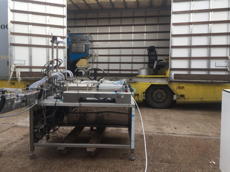 Machinery Relocation. Click Here!
