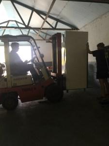 warehouse moves