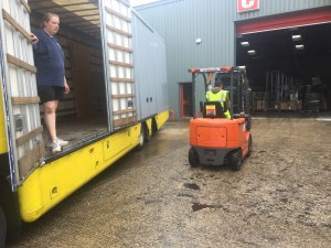 Pallet Delivery Contracts same day