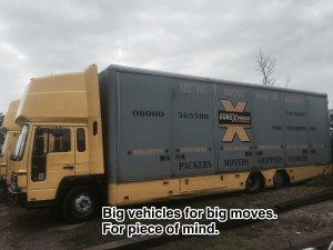 Hove Removals