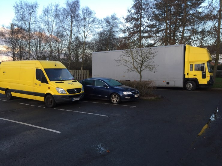removals to wales