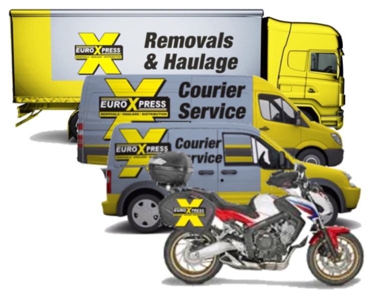 courier service hampshire