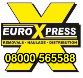 Burgess Hill Removals Euroxpress removals