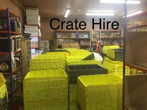 crate rental
