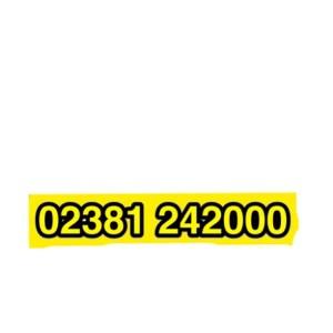 southampton area code Euroxpress
