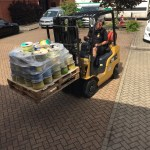 Electrical warehouse removals