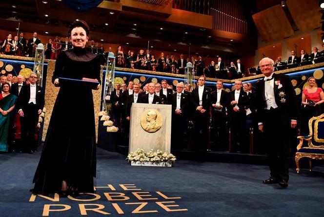 Olga Tokarczuk : le prix Nobel pour une autrice polonaise / Olga Tokarczuk i jej Nagroda Nobla