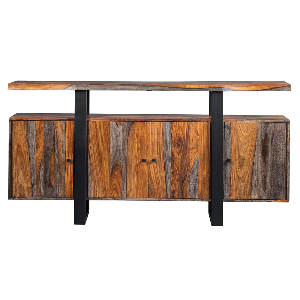 Sideboard Modern Jonah Rustic Modern Sideboard | Eurway Furniture