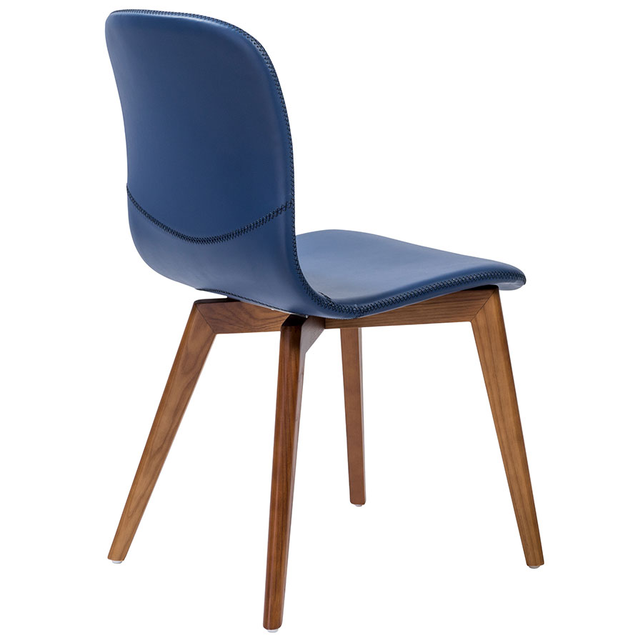Blue Dining Chairs Mai Dining Chair Blue Set Of 2