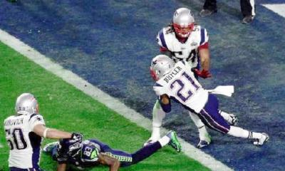new england intercepts seattle