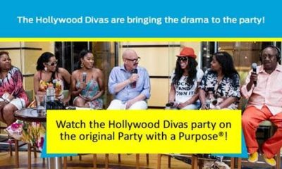The Tom Joyner Foundation Fantastic Voyage cruise presented by Ford will be featured on two episodes of the 2nd season of the Hollywood Divas on cable channel TVOne.