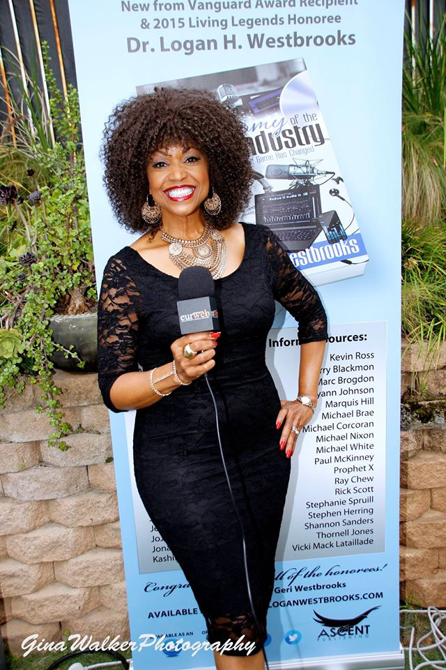 Stephanie Spruill, recording artist, writer, arranger & featured expert in The Anatomy of the Music Industry Ascent Publishing 2015 Photo credit: Robyn Carmona