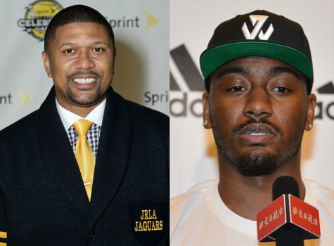Jalen Rose, John Wall