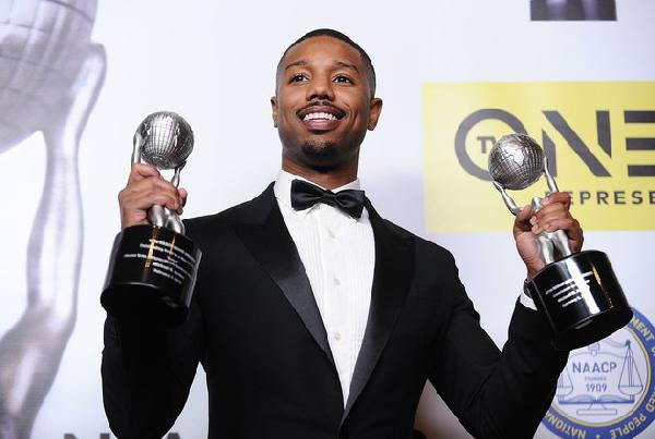 image awards (michael b jordan)