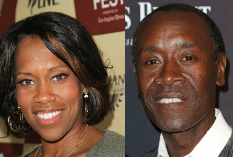 Regina King, Don Cheadle