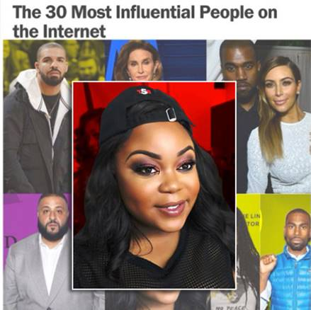 Instagram Blogger Makes Time's Most Influential People List