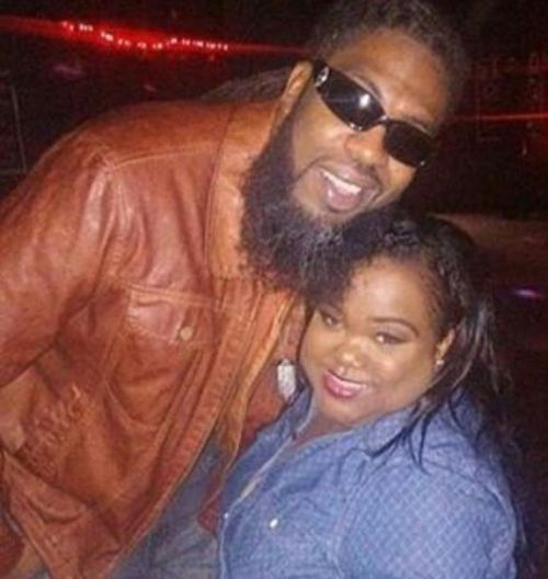 """Pastor Troy and Ashley """"Minnie"""" Ross"""