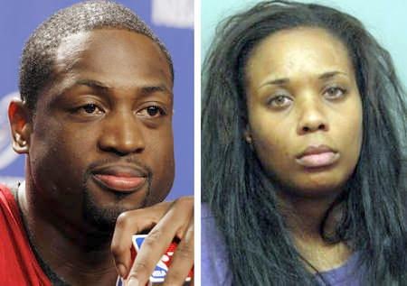 D  Wade's Ex wants Divorce Deal Re-done Due to His Bulls Signing