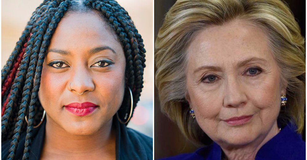 Black Lives Matter Founder Accuses The Clintons Of Using Black People