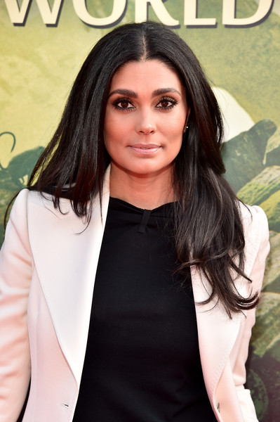 """Designer Rachel Roy attends The World Premiere of Disney's """"THE JUNGLE BOOK"""" at the El Capitan Theatre on April 4, 2016 in Hollywood, California."""