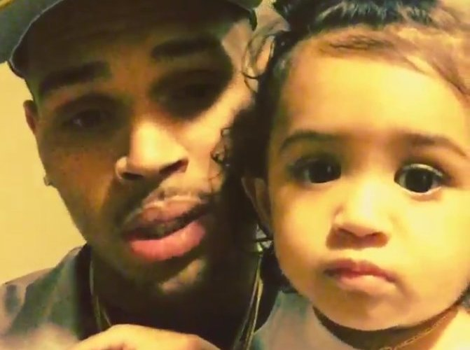 Chris Brown Blames Child Protective Services Probe on Baby Mama Nia