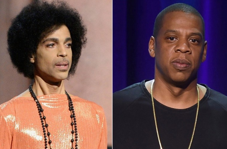 Jay Z's Failed PowerPoint Pitch to Acquire Prince's Music Surfaces